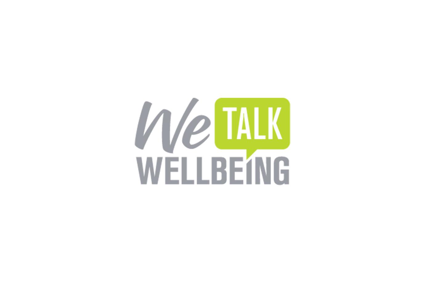 We Talk Wellbeing logo