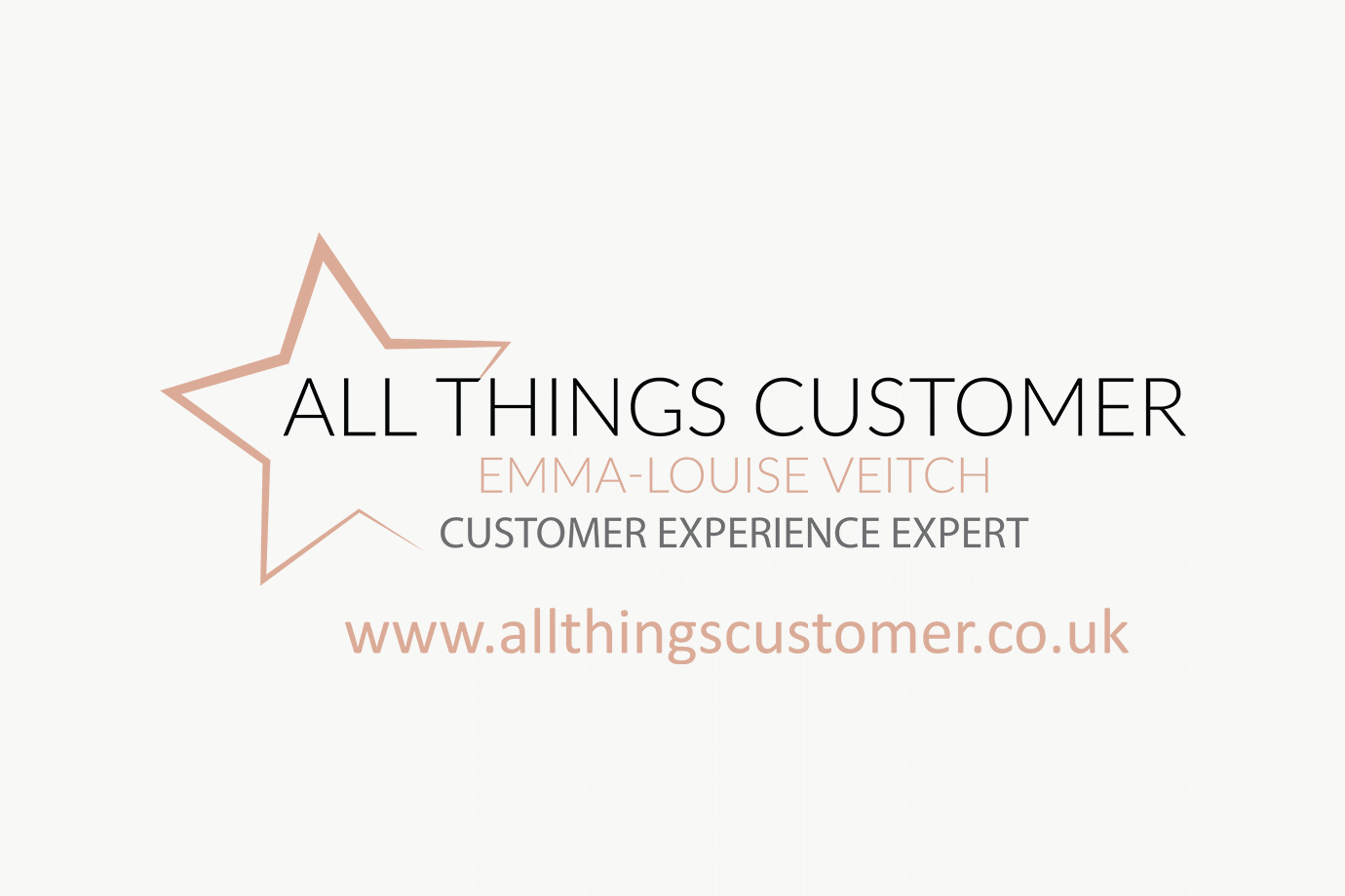 All Things Customer