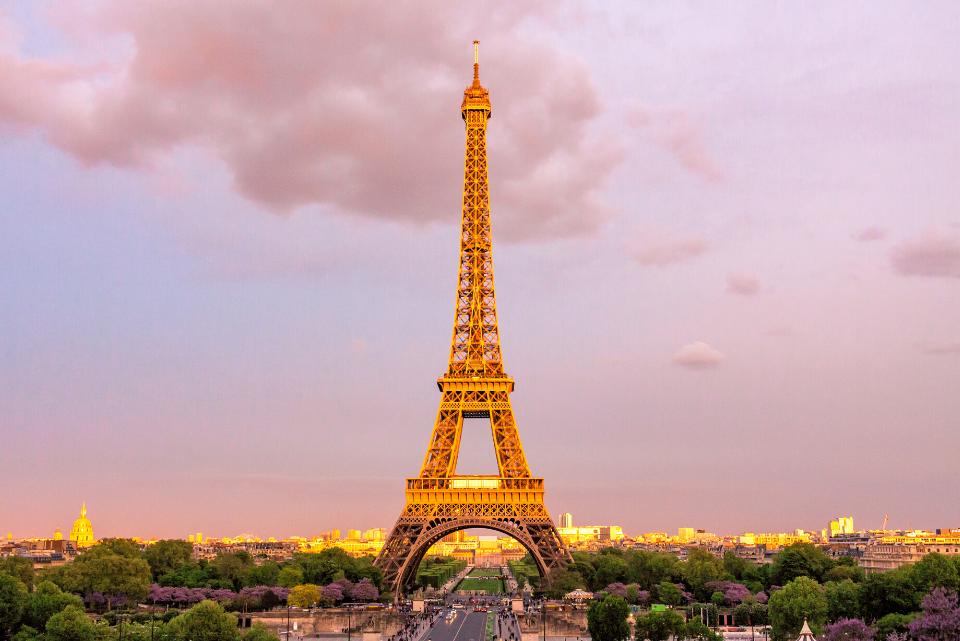 Virtual inward visit from France