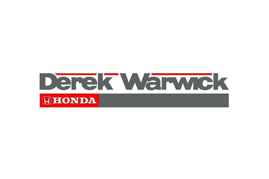 Derek Warwick Honda