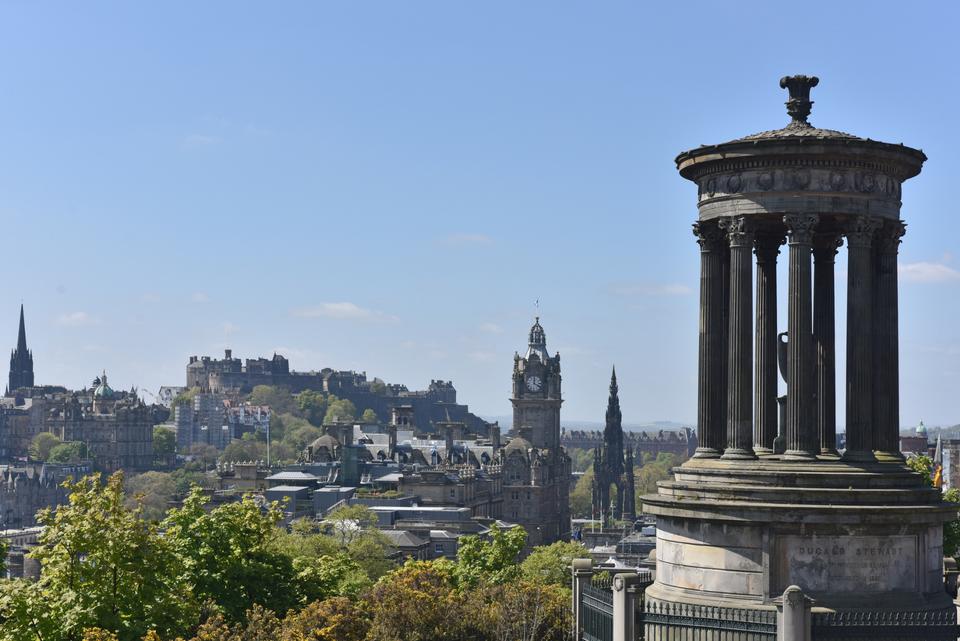 Developing Edinburgh: Marketing Edinburgh