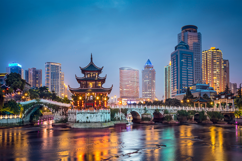 Explore China – trade opportunities in 2021