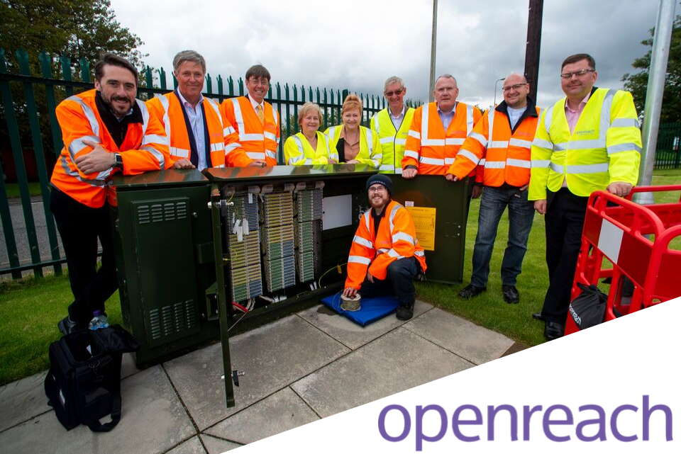 Behind the Scenes Tour with Openreach