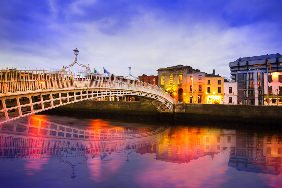 Trade mission to Dublin, Ireland