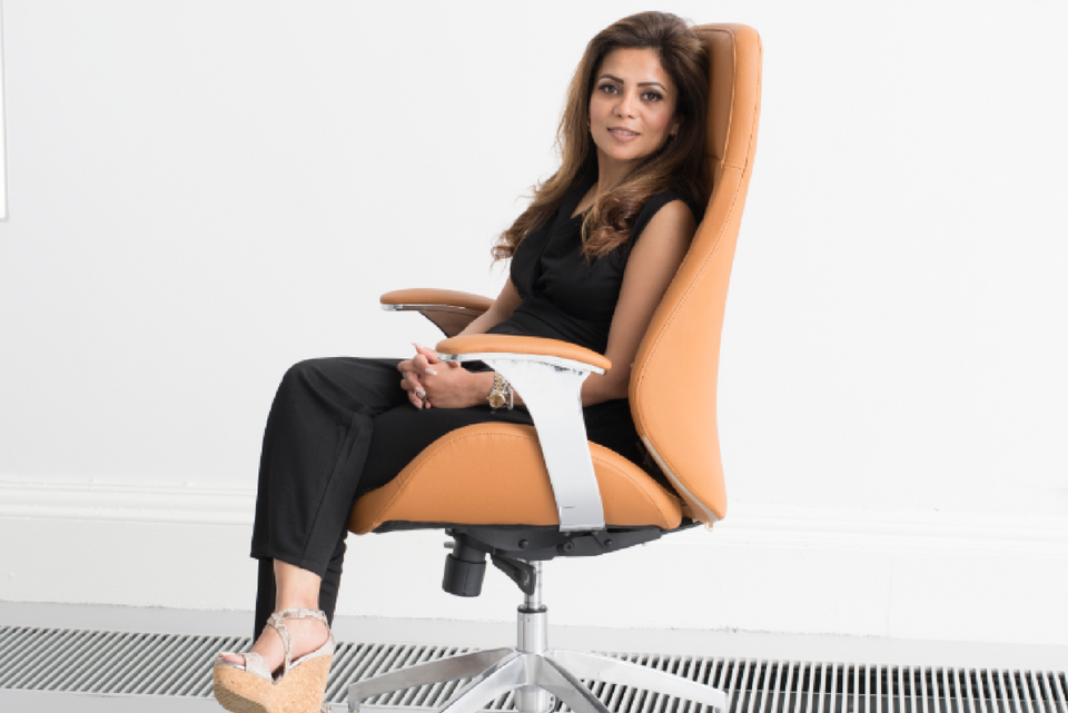 Entrepreneurial Lunch with Poonam Gupta OBE