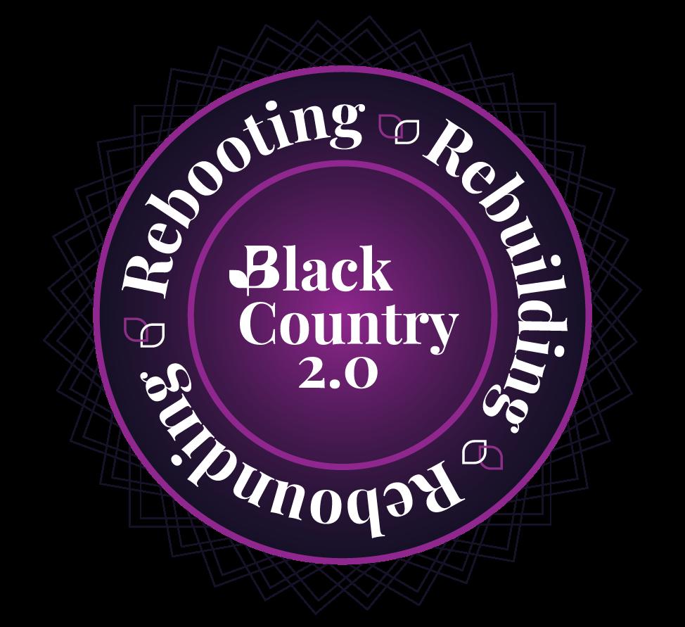 Black Country 2.0 Logo