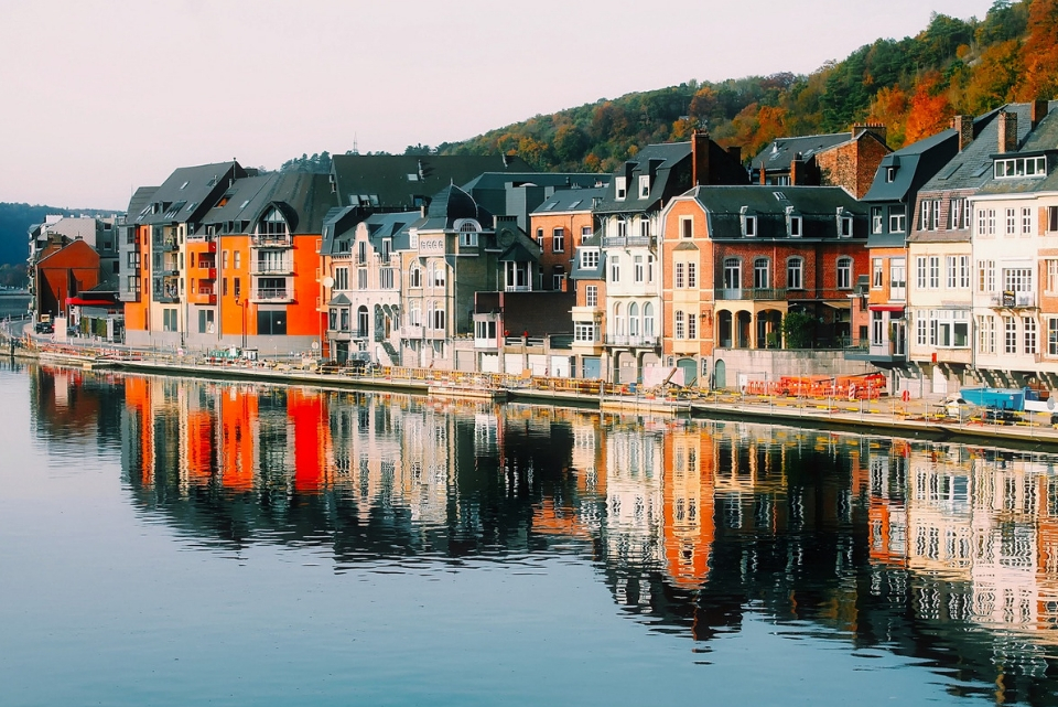 Exploring Belgium: the Wallonia region