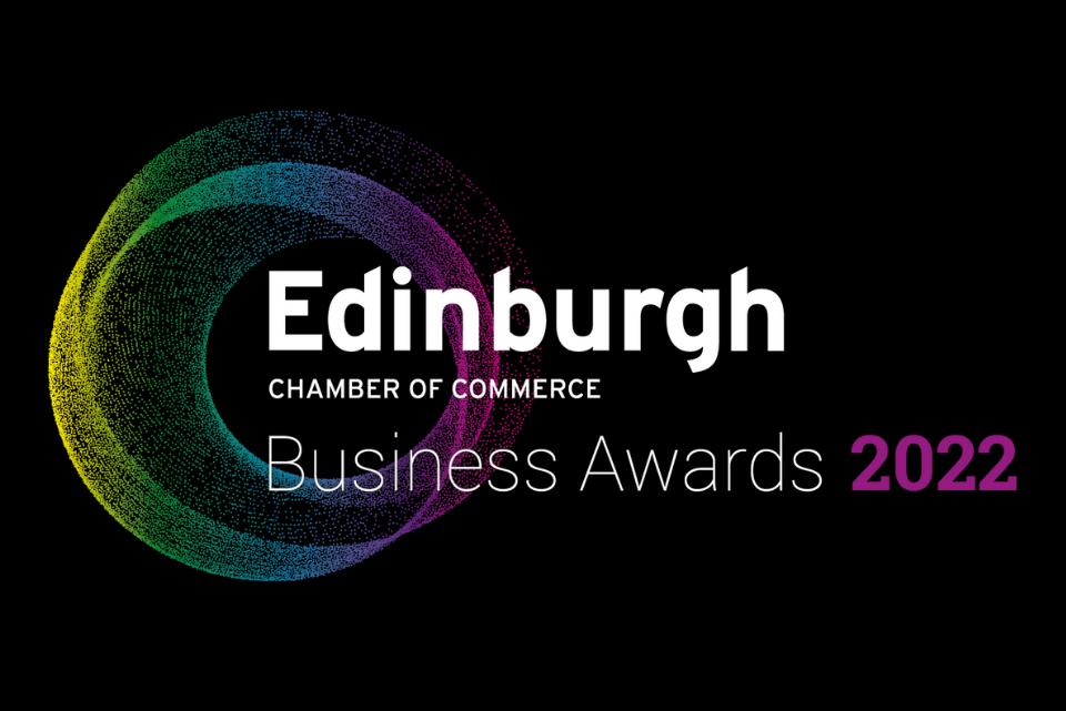 Edinburgh Chamber of Commerce - Business Awards 2022