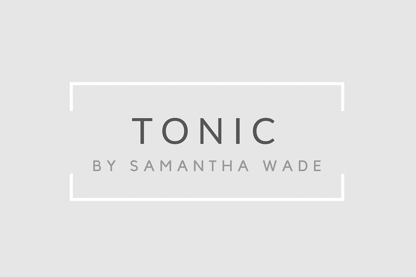 Tonic by Samantha Wade