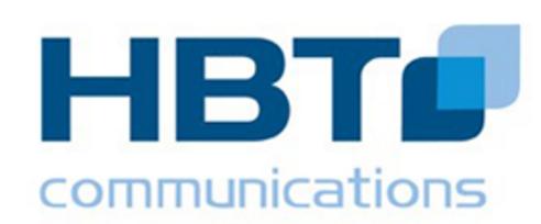 Logo for HBT Communications