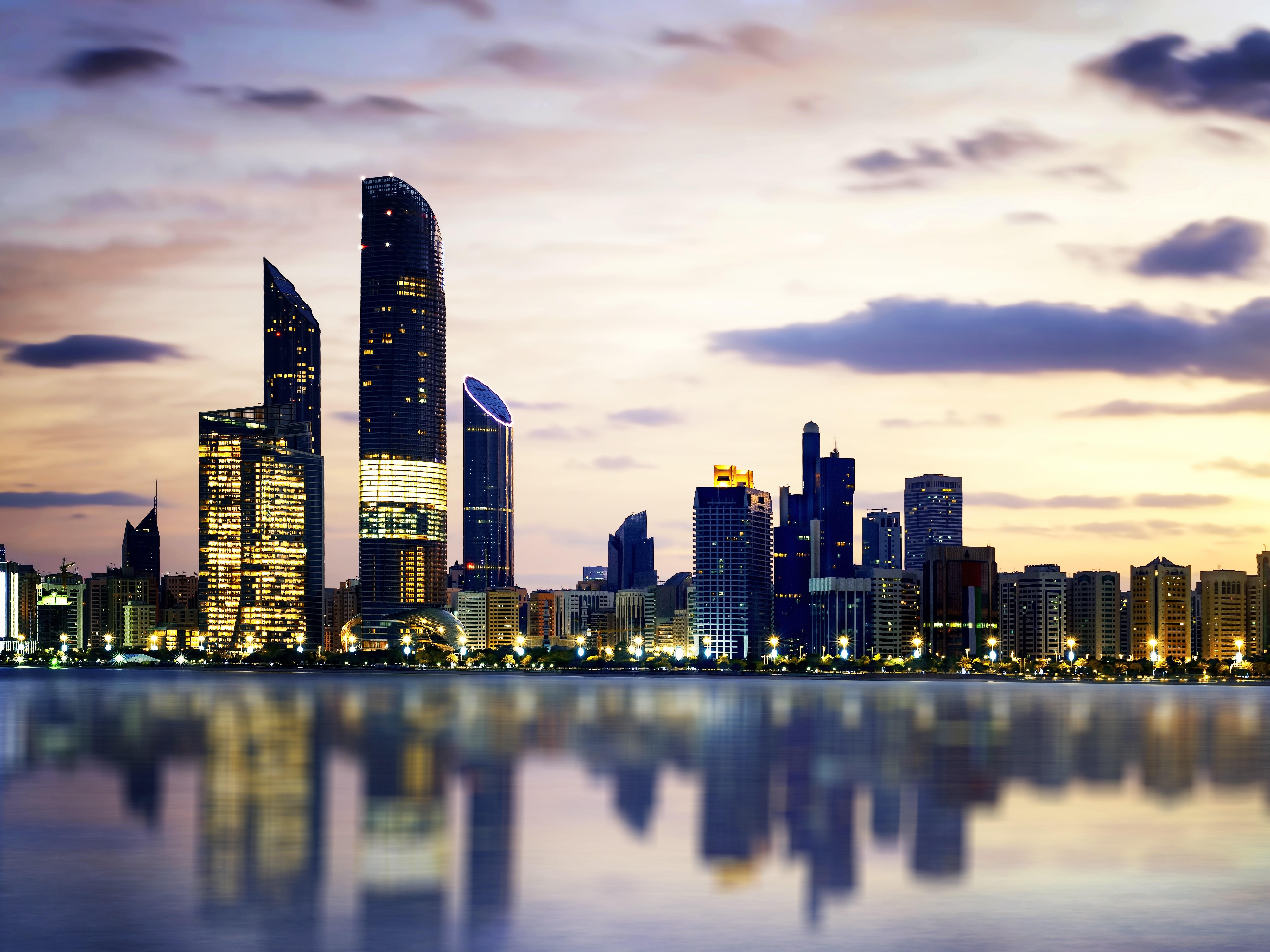 Abu Dhabi trade mission