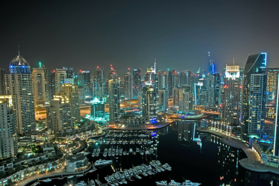 Exploring business opportunities in the UAE