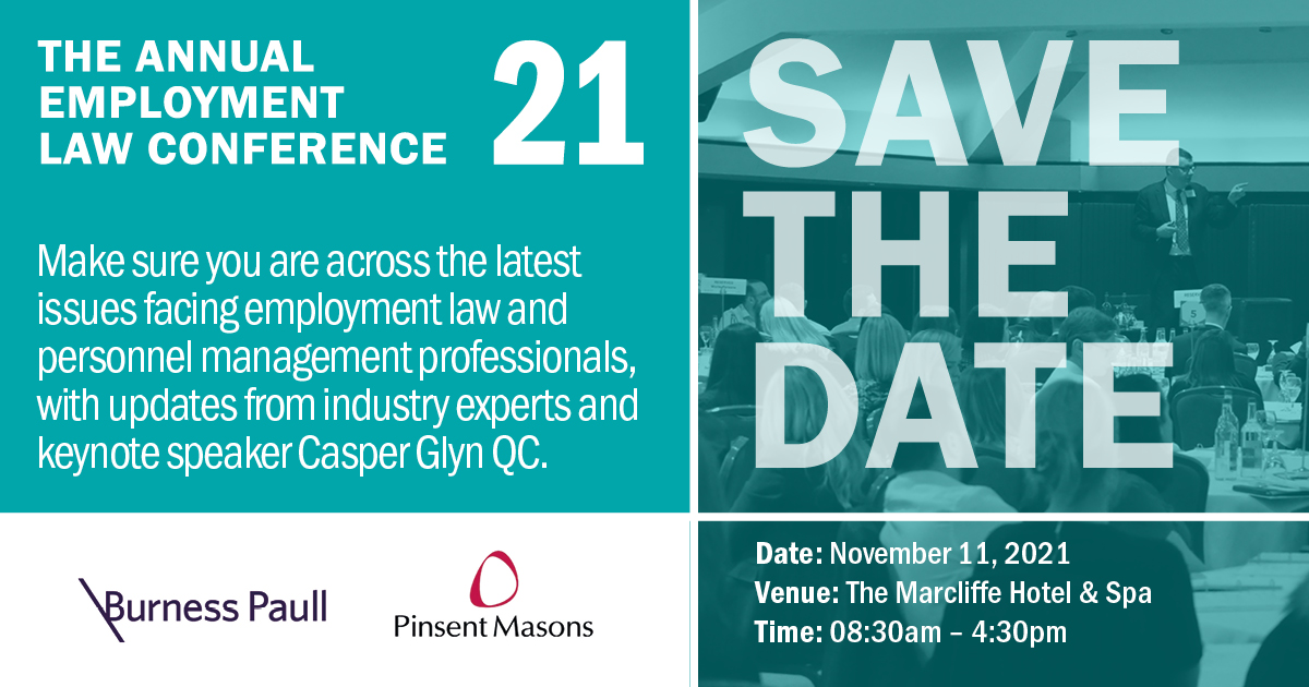 Annual Employment Law Conference 2021