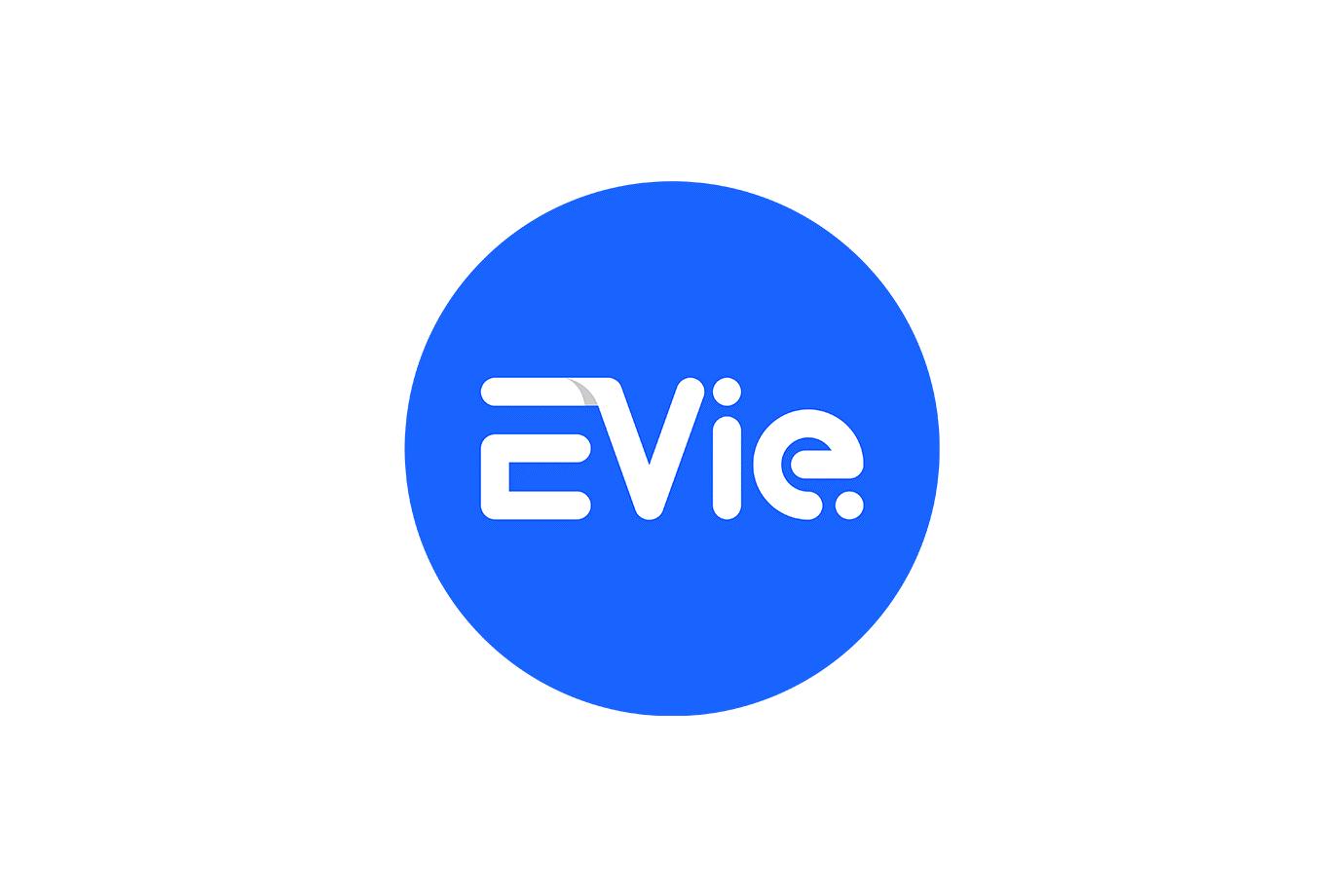 JEV Company Ltd T/A EVie logo