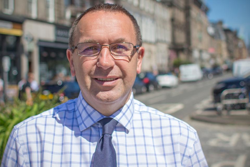 Developing Edinburgh: Roddy Smith, Essential Edinburgh