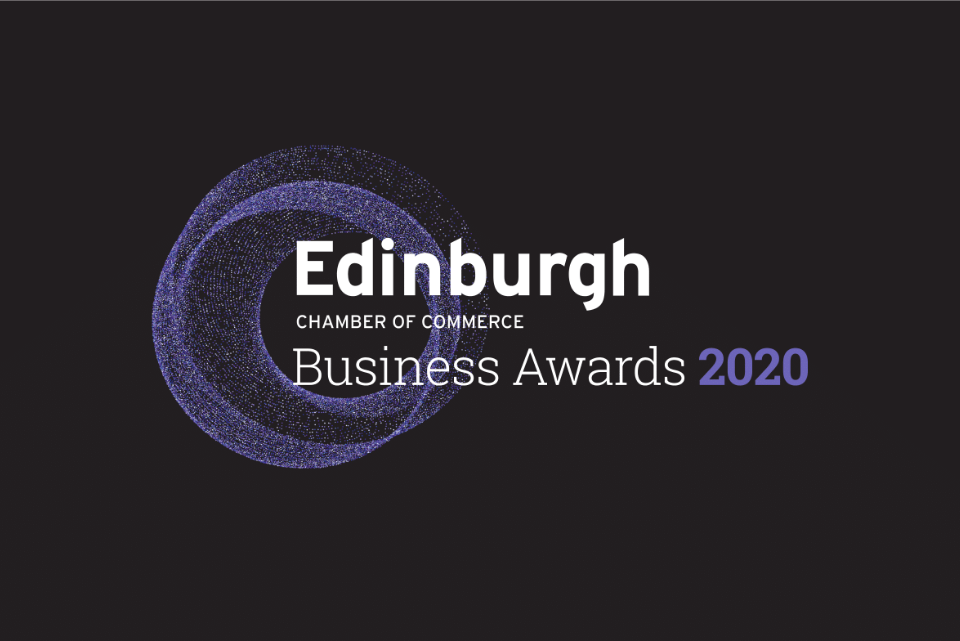 Edinburgh Chamber of Commerce Business Awards 2019
