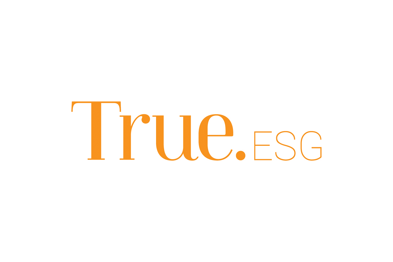 True Limited T/A True.ESG logo