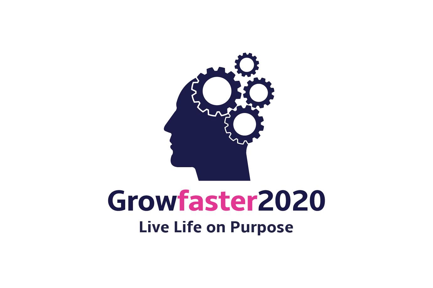 Growfaster2020 logo