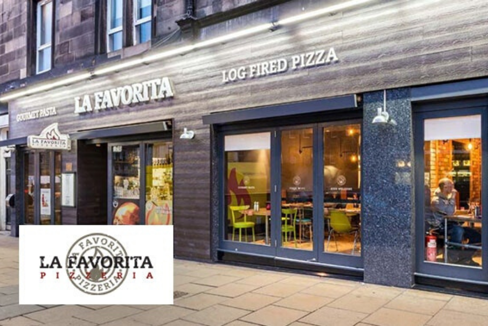 Leith Lunch at La Favorita